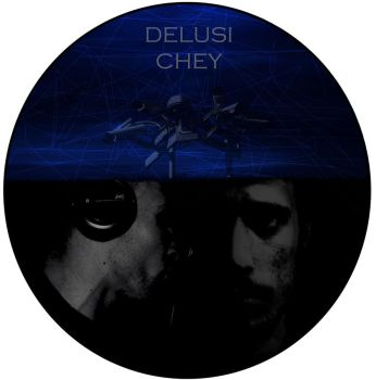 Delusi and Chey EP Cover by DelusiUK