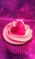 I Heart Cupcakes! by lillyxia