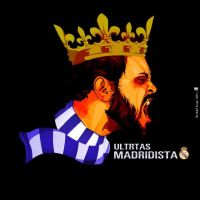 Ultras Madridista by VampireMahmoud