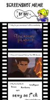 Screenshot Meme: Treasure Planet by Lyokofan97