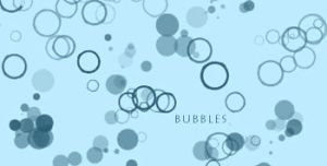 Bubbles by victoriaely