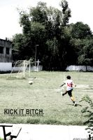 KICK IT by lookieloo