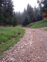road to the cabin by Ilovesmich