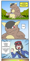 Pokemon X/Y - Mega-Kangaskhan Error by Tomycase