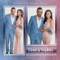 +Photopack Png Liam y Sophia by AHTZIRIDIRECTIONER