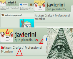 javierini is illuminati by javierini