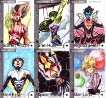 Fleer retro sketch cards 5 by CRISTIAN-SANTOS