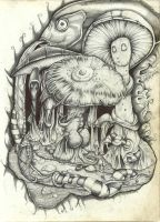 Shrooms by ChilliDAWGworks