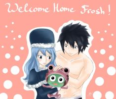 Welcome home frosh by Chsabina