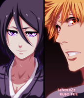IchiRuki 459 by benderZz