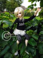 Rayne - Waving by Lavandula-BJD