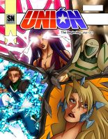 Union Comic n1 by Sin-nombre