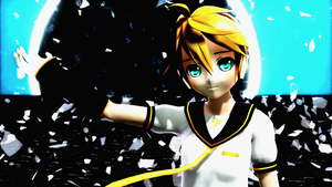MMD - shattered rain by caio4856