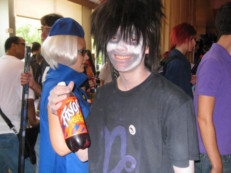 OAD 2011- Male Gamzee by pucca999