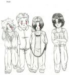 Riyu and friends, Age 10 by Laborde91