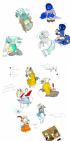 Doodle Pollution v3 by Asaryn