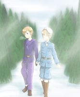 Secret Santa 2012: Norfin by Shewen