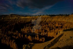 Moonlight Over Bryce 4 by krazy3
