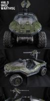 The Warthog part 2 by Jin-Saotome