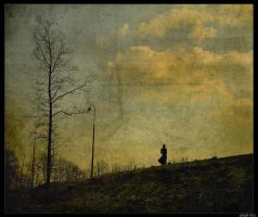 Alone by myceK