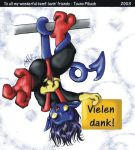 To my BAMF luvin' friends by tsunopikash