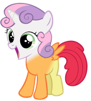 ~CMC~ Sweetie Scoota-bloom by MissKicha