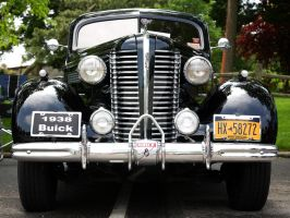 1938 Buick 8 by peterkopher