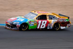 Kyle Busch - Toyota Camry by SharkHarrington
