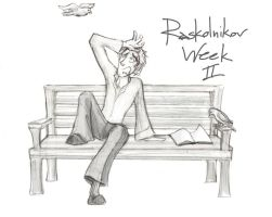 Raskolnikov Week II by theTieDyeCloak