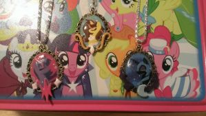 New Pony Pendants by ParfaitPichu
