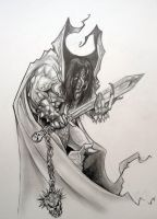 Spawn The Cimmerian By DW Miller by ConceptsByMiller