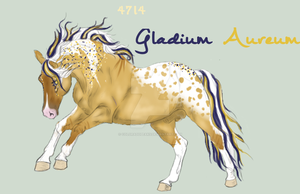 4714 Gladium Aureum by Moved-Account