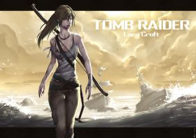 Tomb Raider by alanscampos
