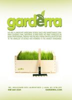 ad for garderra by sounddecor