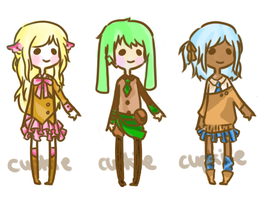 [w/e]Cupkie collab CLOSED by chocominte