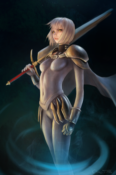 Claymore Clare by Jorsch