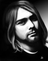Kurt Cobain 3 by Wild-Theory