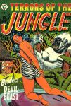 Terrors Of The Jungle by peterpulp