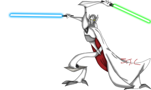 General Grievous Clone Wars version by Jakethecat