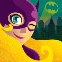 I am Batgirl by nerdeeart
