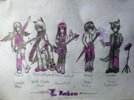 PL Rockers by UnitInfinity