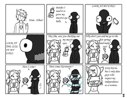 Kevin Adventures - Awesome Kevin page 2 by shahua