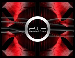 PSP Redstairs by cpaul26