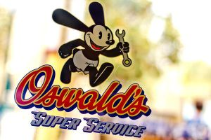 Oswald's Service Station by Jaalin32