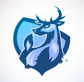 Whitetails Sports Logo by MattyMj
