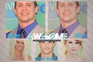 Awesome - PSD by JustFlawless
