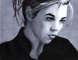 Billie Piper by dani-kelley