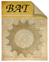 Steamunk Victorian BAT executable file by pendragon1966