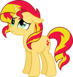 You don't know ANYTHING about friendship, Sunset. by TheShadowStone