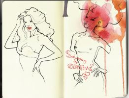 bloody saturday from moleskine by S-he84